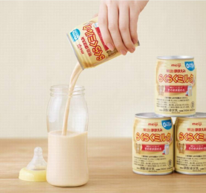 液体ミルクが遂に日本解禁!使い方は?メリット・デメリットは?