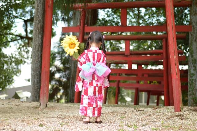 女の子・男の子の浴衣/サイズや形など選び方&通販のおすすめ商品を紹介!