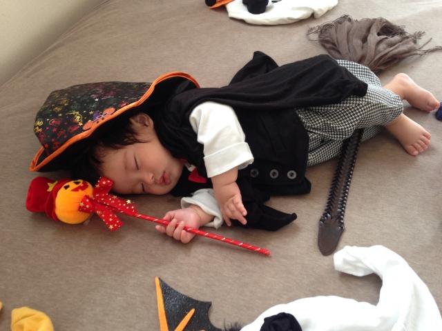 赤ちゃんのハロウィンコスプレ人気10選!かぼちゃ・ディズニー・ウォーリーも!