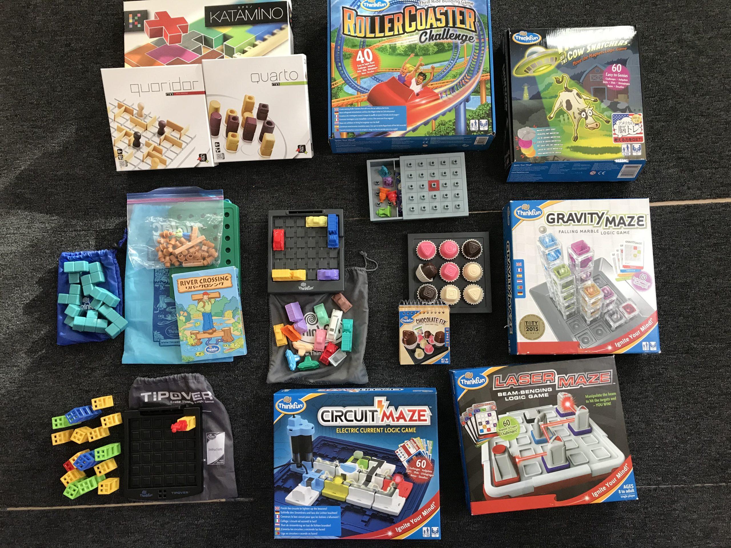 ボードゲーム・パズルゲームで子供の脳トレ&知育!おすすめ商品や教育効果まとめ