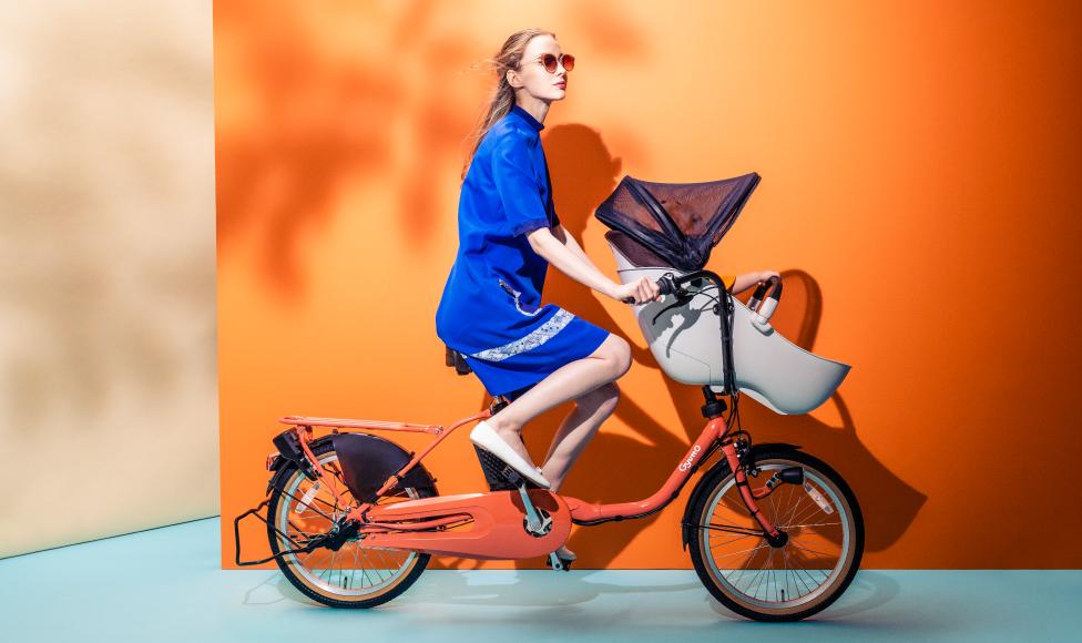 電動子供乗せ自転車ギュット・クルーム2019!2種の違いは?特徴は?